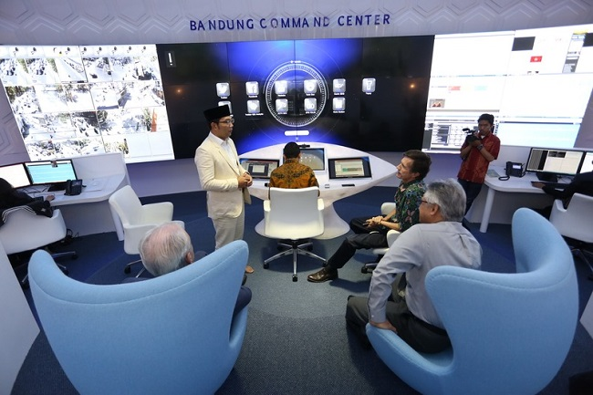 Bandung Command Center_TamuDubesAmerika