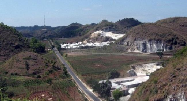 Area Gunung Sewu