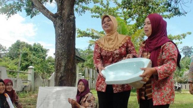 Arisan Jamban Kabupaten Bangka