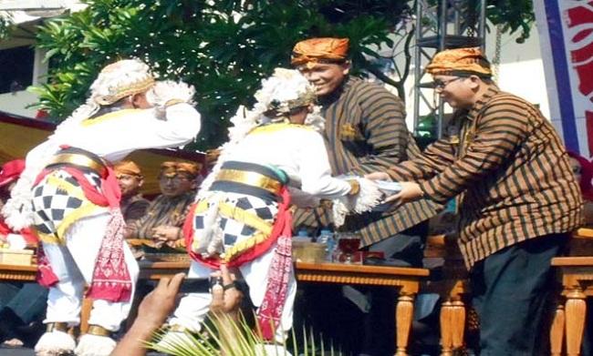 Pawai Budaya Hut Kabupaten Wonogiri