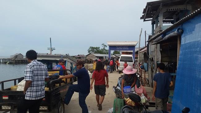 Gerbang Masuk Kec Pongok Kab Bangka-Selatan-resize