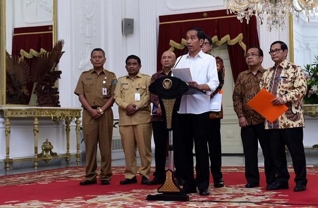 Presiden Jokowi_Setkab