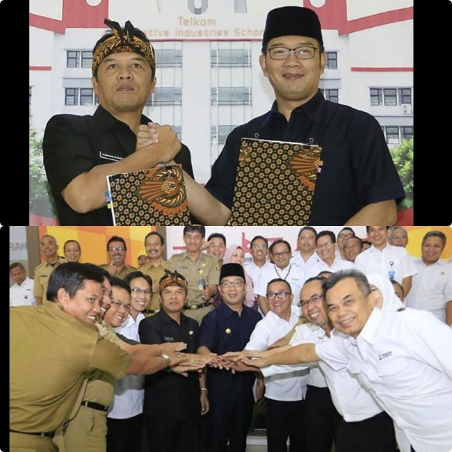 Sinergi Atasi Sampah Kabupaten dan Kota Bandung