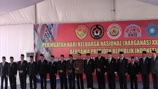 15 Kepala Daerah Penerima Tanda Penghargaa Satya Lencana Pembangunan