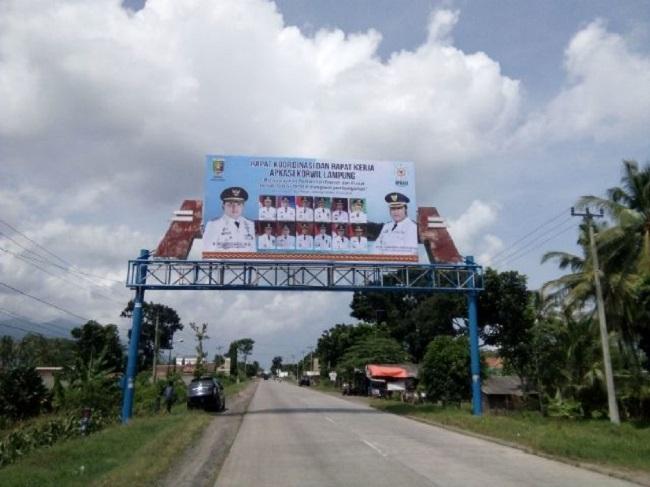 Persiapan Rakorwil Lampung (1)