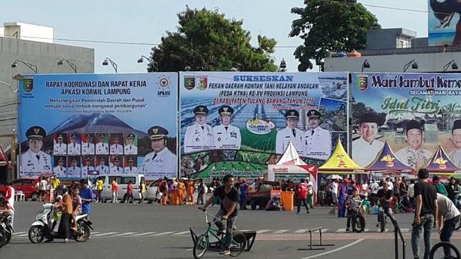 Persiapan Rakorwil Lampung (2)