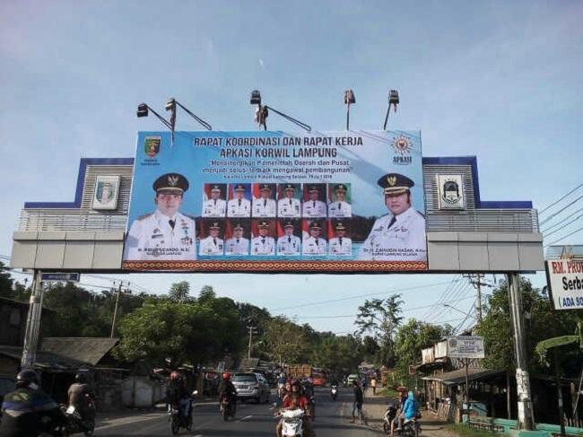 Persiapan Rakorwil Lampung (4)