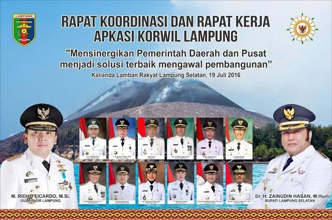 Persiapan Rakorwil Lampung (5)