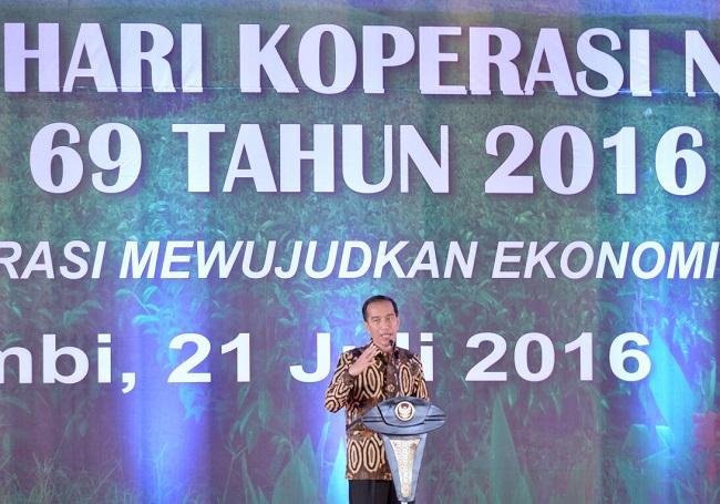 Presiden Jokowi_Hari Koperasi