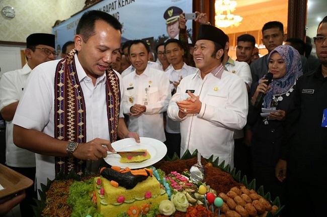 Rakorwil Lampung (3)