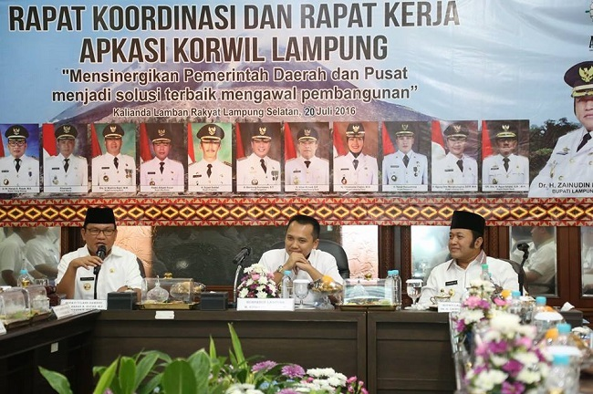 Rakorwil Lampung (5)