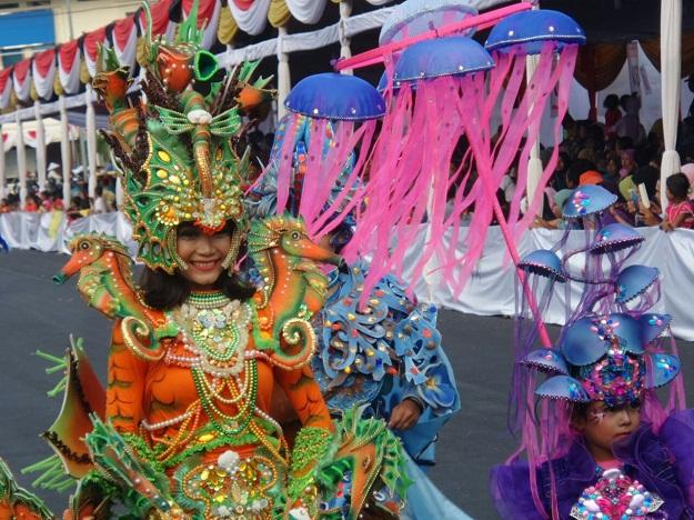 Jember Fashions Kids Carnival 2016