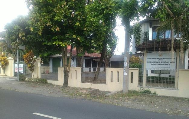 Kantor Sekretariat Apkasi Korwil DIY (1)