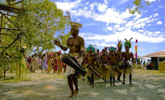 Festival Biak Munara Wampasi