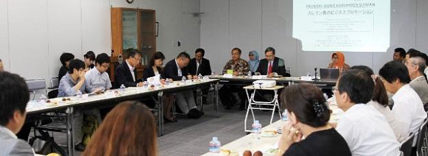 forum-bisnis-kabupaten-sleman-di-kjri-osaka
