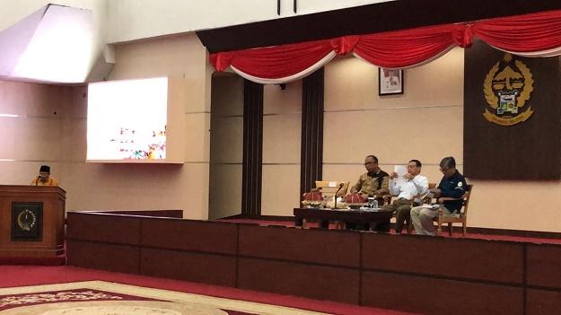 Wujudkan Tekad Jadi Data Center Komoditas Nasional, Apkasi Sosialisasikan #AOE19 di Makassar