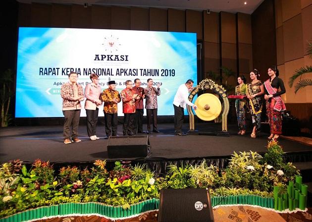 Menteri Desa PDT Buka Rapat Kerja Para Bupati Seluruh Indonesia