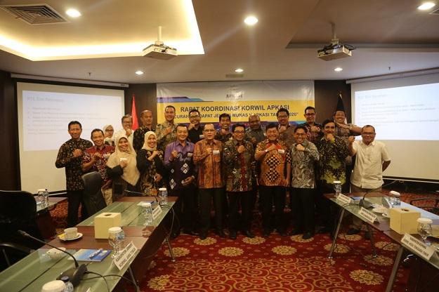 Jelang Munas V 2020, Apkasi Siap Angkat Omnibus Law di Forum Bupati Se-Indonesia